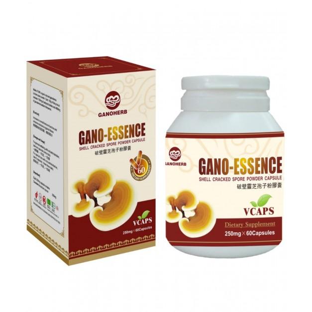 Gano-Essence Shell Cracked Spore Powder Capsule