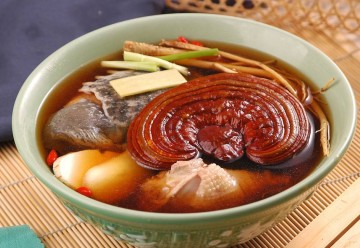 Lingzhi Recipes  - How to prepare dishes using Lingzhi